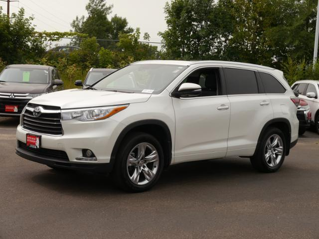 2015 Toyota Highlander Limited Inver Grove Heights MN ...