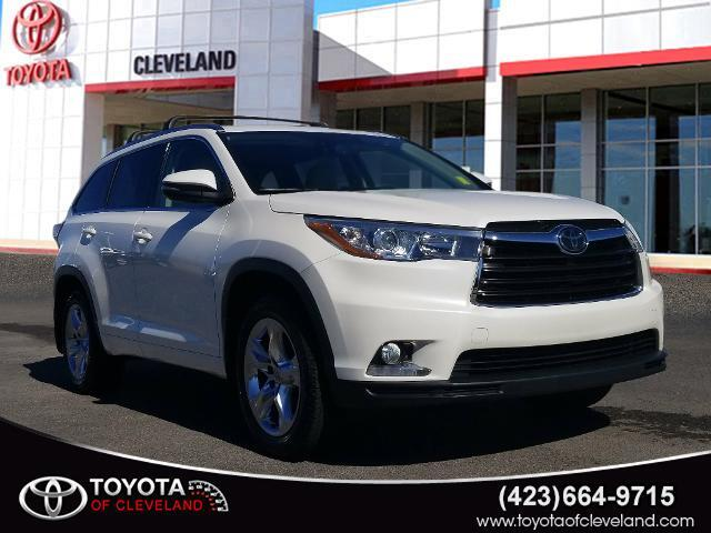 2015 Toyota Highlander Limited McDonald TN