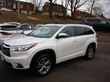 2015_Toyota_Highlander_XLE_ Roanoke VA