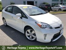 2015 Toyota Prius Five South Burlington VT