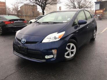 2015_Toyota_Prius_Four_ Worcester MA