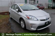2015 Toyota Prius Plug-In  South Burlington VT