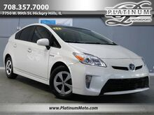 2015_Toyota_Prius_Three Nav Rear Camera Solar Sunroof Loaded_ Hickory Hills IL