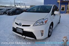 2015_Toyota_Prius_Two / Automatic / Keyless Entry & Start / Bluetooth / Back Up Camera / Cruise Control / Power Mirrors Windows & Locks / Aluminum Wheels / Block Heater / 51 MPG / Only 35K Miles_ Anchorage AK