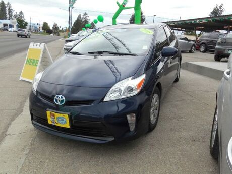 2015 Toyota Prius Two Spokane Valley WA