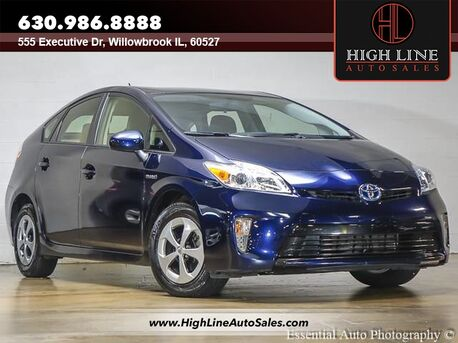2015_Toyota_Prius_Two_ Willowbrook IL