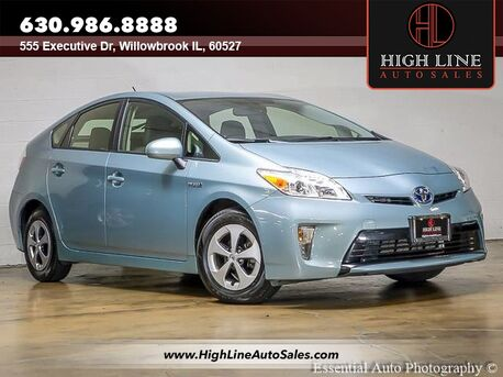 2015_Toyota_Prius_Two_ Willowbrook IL