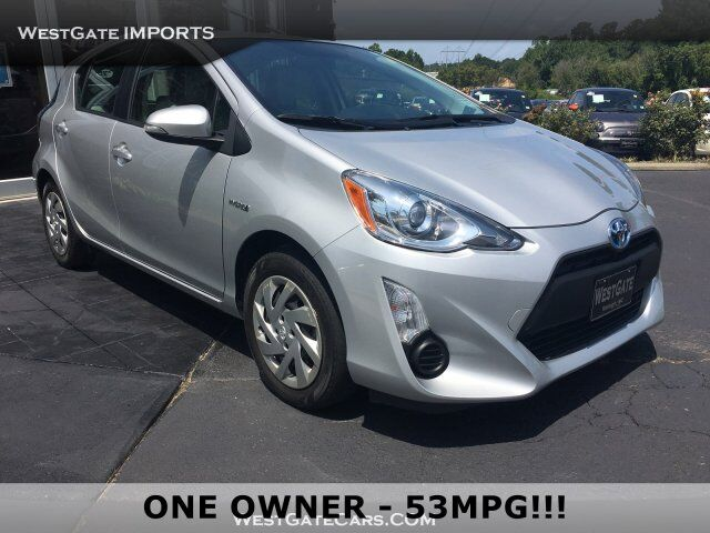 2015 Toyota Prius C One Raleigh Nc 25485444