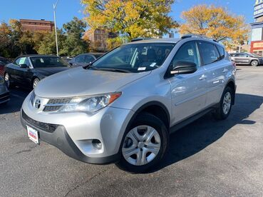 2015_Toyota_RAV4_LE_ Worcester MA
