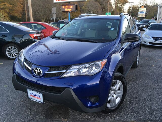 2015 Toyota RAV4 LE Worcester MA