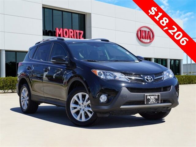2015 Toyota RAV4 Limited Fort Worth TX