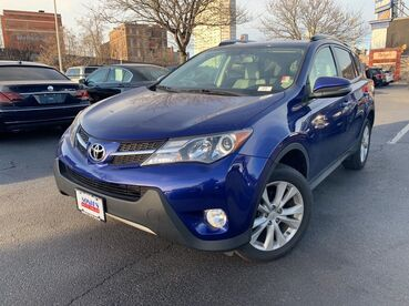 2015_Toyota_RAV4_Limited_ Worcester MA