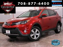 2015_Toyota_RAV4_XLE 1 Owner_ Bridgeview IL