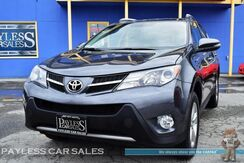 2015_Toyota_RAV4_XLE / AWD / Automatic / Navigation / Sunroof / Bluetooth / Back-Up Camera / 29 MPG / 1-Owner_ Anchorage AK
