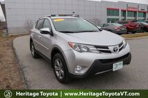 2015 Toyota RAV4 XLE South Burlington VT