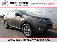 2015 Toyota RAV4 XLE Sunroof - Backup Camera - Alloy Wheels - AUX USB Rochester MN