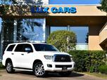 2015 Toyota Sequoia Limited Nav Rear DVD Leather 4WD