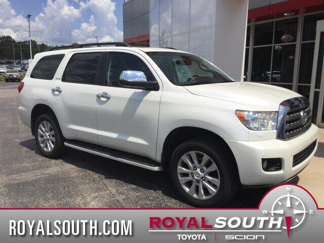 2015 Toyota Sequoia Platinum 5.7L V8 w/FFV Bloomington IN