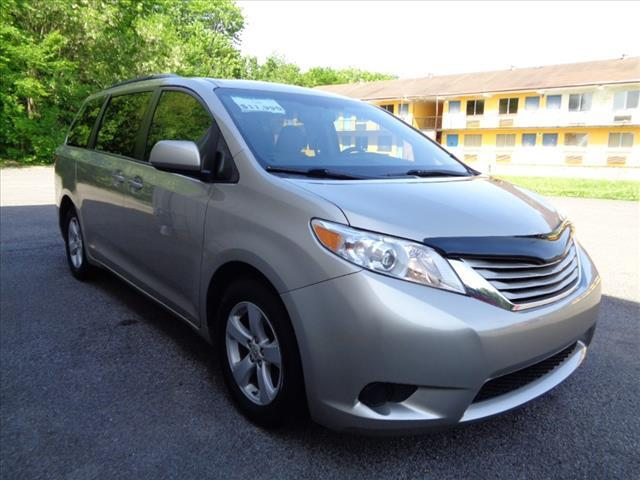 2015 Toyota Sienna 5DR 8P LE FWD Paducah KY
