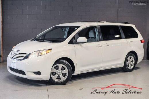 2015 Toyota Sienna LE 4dr Minivan Chicago IL