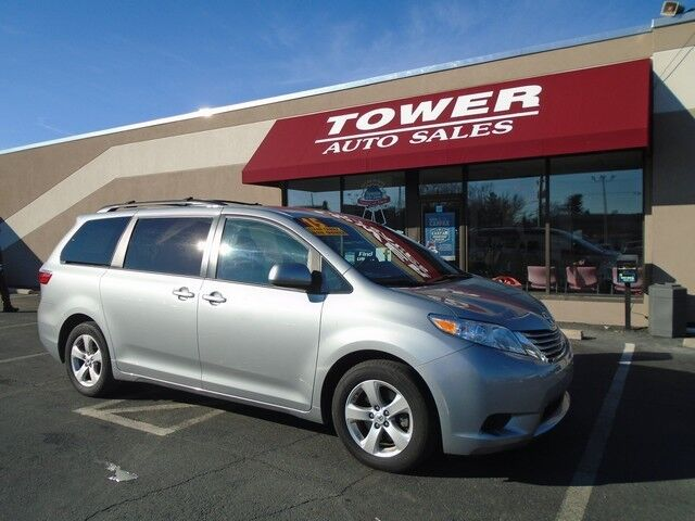 2015 Toyota Sienna LE AAS Schenectady NY