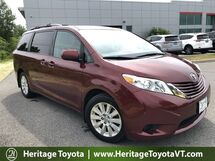 2015 Toyota Sienna LE South Burlington VT