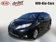 2015 Toyota Sienna LTD PREMIUM Houston TX