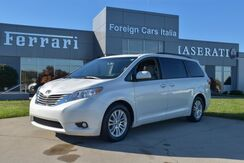 2015_Toyota_Sienna_XLE_ Hickory NC