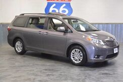 2015_Toyota_Sienna_XLE 'LEATHER SUNROOF NAVIGATION DVD BACK UP CAMERA!' 41K MILES!!!_ Norman OK