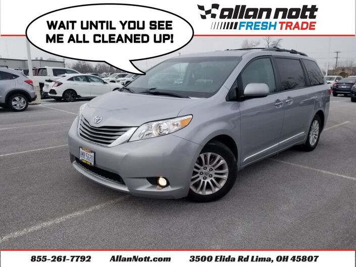 2015 Toyota Sienna XLE Lima OH