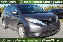 2015 Toyota Sienna XLE Premium South Burlington VT