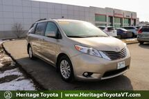 2015 Toyota Sienna XLE South Burlington VT