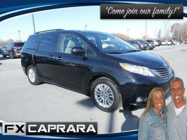 2015 Toyota Sienna XLE Watertown NY