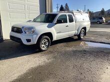 2015_Toyota_Tacoma_Access Cab I4 5MT 2WD_ Spokane Valley WA