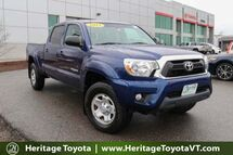 2015 Toyota Tacoma SR5 South Burlington VT