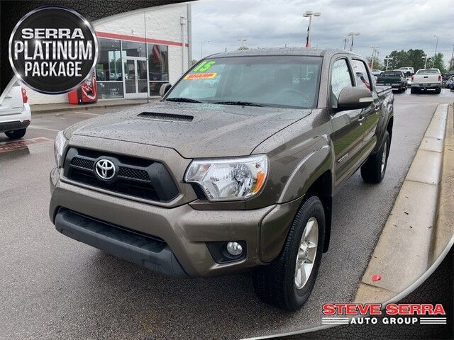 Vehicle Details 2015 Toyota Tacoma At Serra Toyota Of Decatur