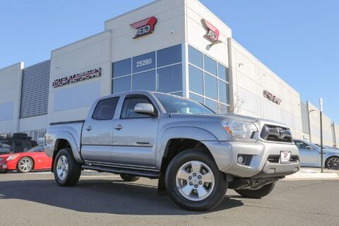 2015_Toyota_Tacoma_TRD Double Cab V6 4WD_ Chantilly VA