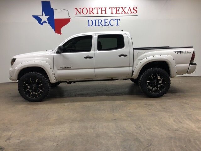 2015 Toyota Tacoma Trd Pro 4x4 Lifted Fuel Wheels New 33 Tires Crew