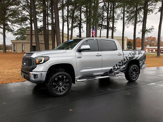 2015 Toyota Tundra 4WD CrewMax Limited 5.7L FFV Outer Banks NC