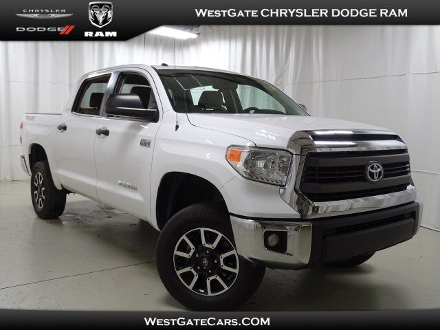 2015 Toyota Tundra 4WD Truck TRD Pro Raleigh NC