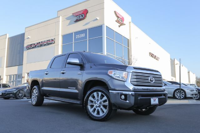 2015 Toyota Tundra Limited 5.7L CrewMax 4WD Chantilly VA
