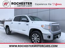 2015 Toyota Tundra Limited CrewMax Rochester MN