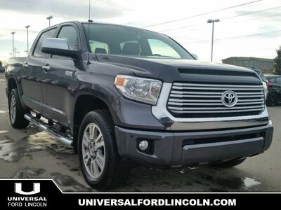 2015_Toyota_Tundra_Platinum  - Navigation -  Heated Seats_ Calgary AB