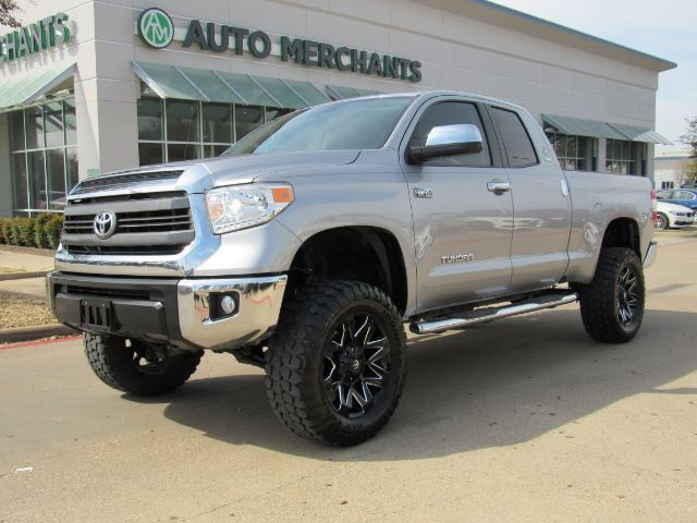 2015 Toyota Tundra SR5 5.7L V8 FFV Double Cab 4WD LIFTED ...