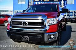 2015_Toyota_Tundra_SR5 / TRD Off Road / 4X4 / CrewMax Cab / 5.7L V8 / Seats 6 / Bluetooth / Back-Up Camera / Bed Liner / Tow Pkg_ Anchorage AK