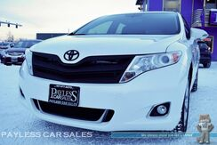2015_Toyota_Venza_LE / AWD / Automatic / Power Driver's Seat / Bluetooth / Cruise Control / 26 MPG_ Anchorage AK
