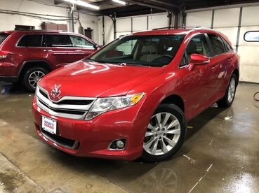2015_Toyota_Venza_LE_ Worcester MA