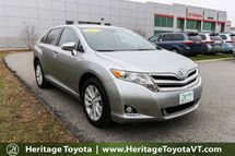 2015 Toyota Venza LE South Burlington VT