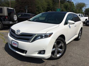2015_Toyota_Venza_Limited_ Worcester MA