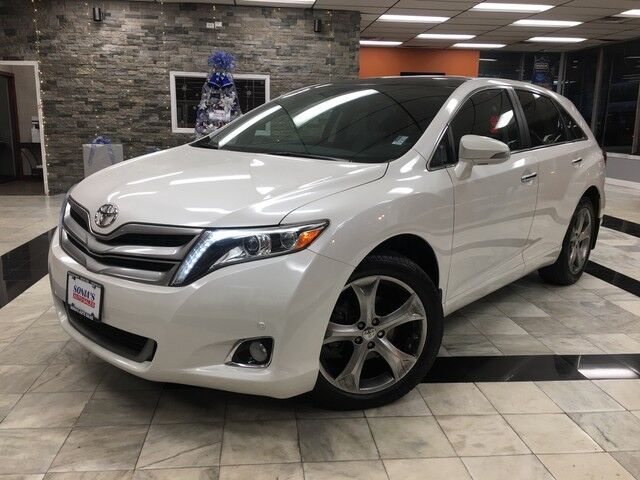 2015 Toyota Venza Limited Worcester MA
